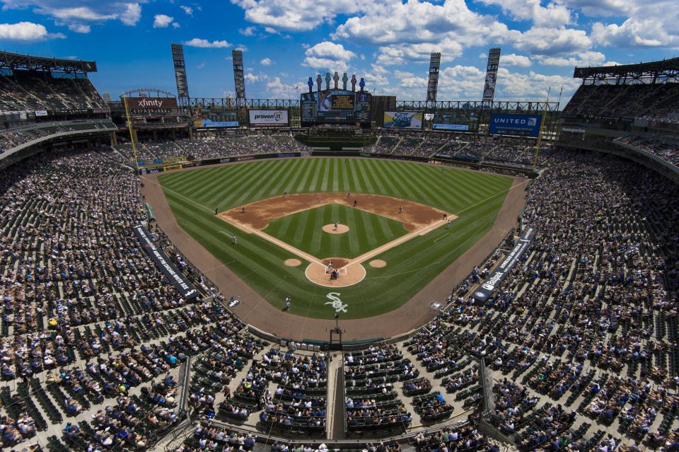 Nevest Coleman will return to Guaranteed Rate Field on Monday after spending 23 years in jail for a crime he did not commit. (Getty/Icon Sportswire)