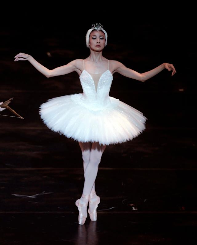Chinese ballet dancer Yuan Yuan Tan started representing her country in international competitions as a young teen. At 17, she became the the <span>youngest ever principal dancer</span> at the San Francisco Ballet, as well as the <span>first Chinese dancer</span> to earn that title in a major Western company. She gives talks around the world, inspiring young dancers to follow their artistic dreams.