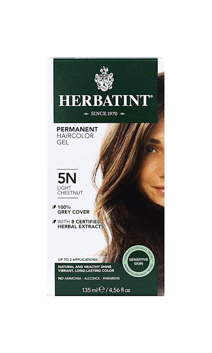 herbatint, best natural hair dyes