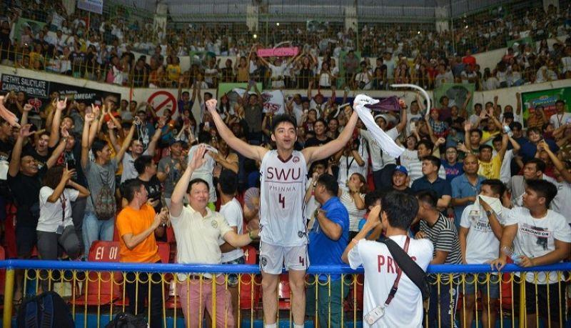 Polican's move to Cebu gets him his first basketball title