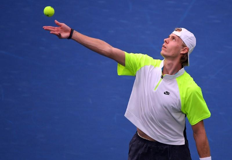 Confident Shapovalov faces Fritz test in third round