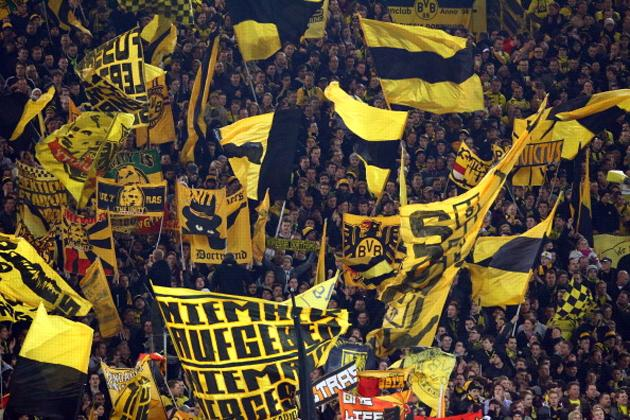 Germans Go To Court After Borussia Dortmund Flag In Neighbor S Yard Makes Too Much Noise