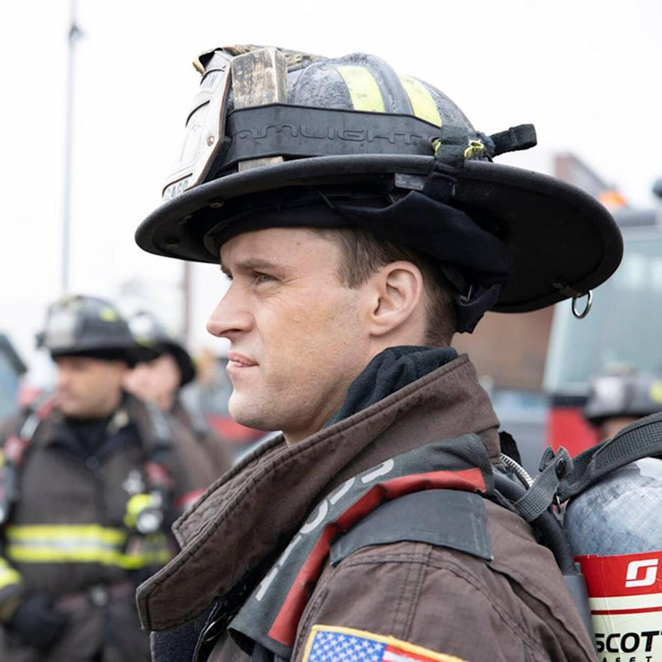 Casey Rushes to the Ambulance Crash Site in Chicago Fire Sneak Peek