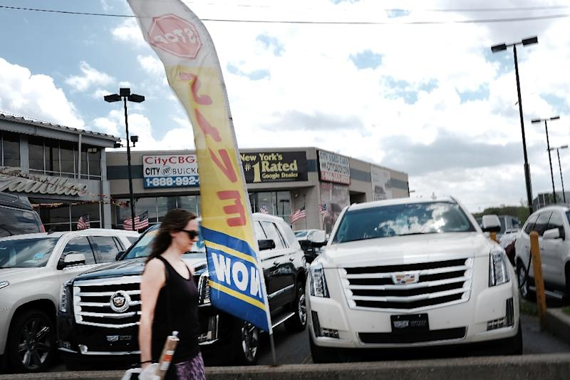 Auto sales zoomed higher in March