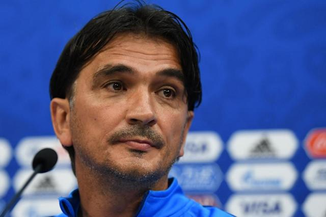 Croatia coach Zlatko Dalic said his team's performance left Lionel Messi 'powerless' (AFP Photo/Dimitar DILKOFF)