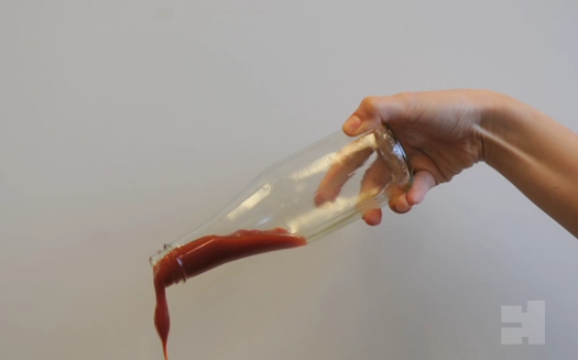 Stuck Ketchup Problem Solved by MIT Engineers