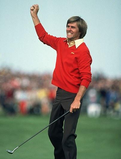 More than two decades before Curtis' win, Royal St. George's produced another surprising American champ. In 1981, everything was going right for Rogers as he beat Bernhard Langer by four shots. The win was one of his four that year during a PGA Player of the Year campaign. It's even more impressive when you consider he only had six wins in his entire PGA Tour career.