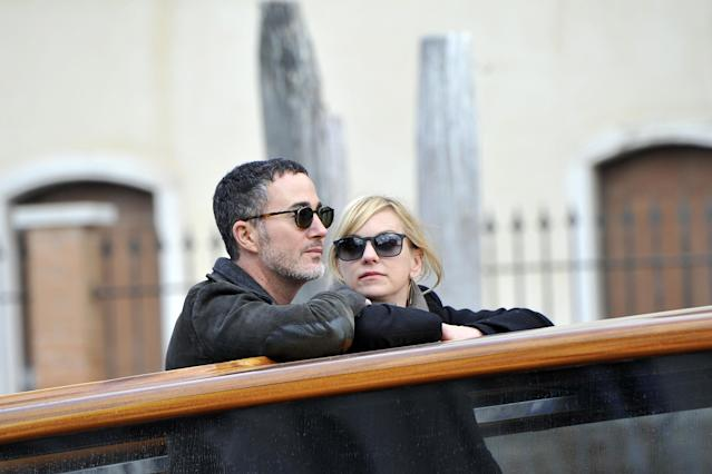 Anna Faris and her new boyfriend, Michael Barrett, are in Venice, Italy, together. (Photo: Splash News)