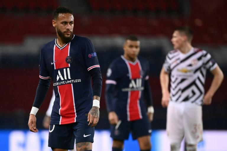 Neymar and Paris Saint-Germain endured a bad start to their Champions League campaign in midweek, losing 2-1 at home to Manchester United