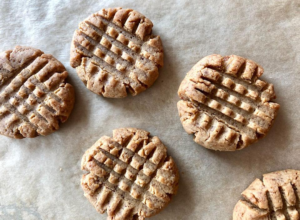 keto peanut butter cookies - 63+ Best Healthy Keto Recipes To Keep You In Ketosis