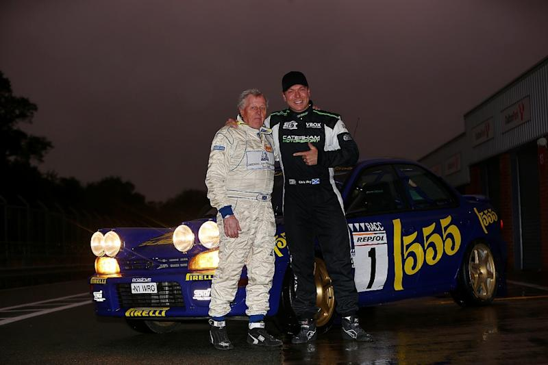 Olympian Hoy could make rally debut at McRae event
