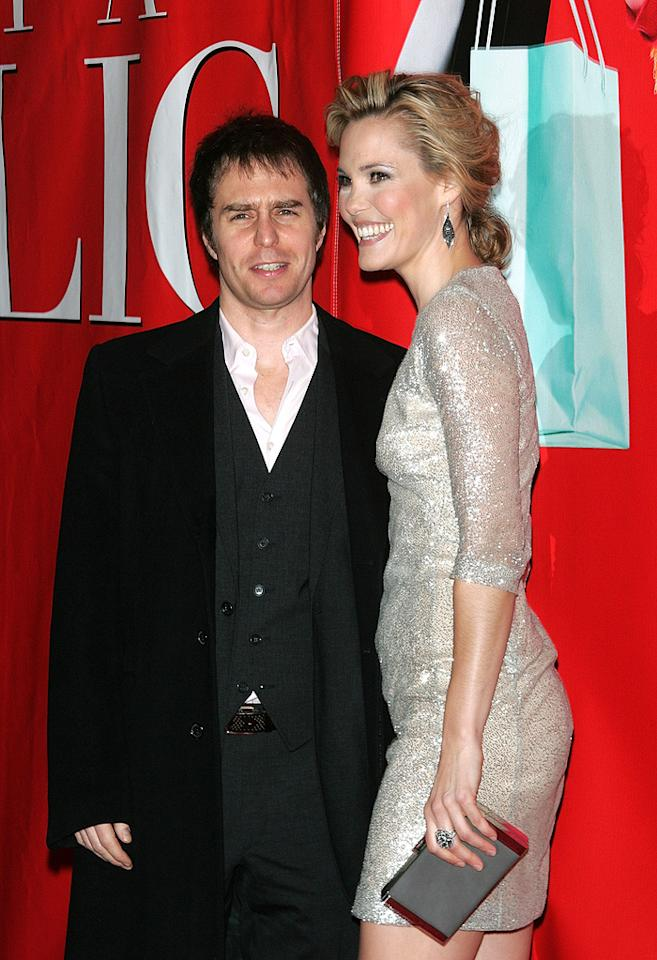 """<a href=""""http://movies.yahoo.com/movie/contributor/1800021961"""">Sam Rockwell</a> and <a href=""""http://movies.yahoo.com/movie/contributor/1800355599"""">Leslie Bibb</a> at the New York premiere of <a href=""""http://movies.yahoo.com/movie/1809973783/info"""">Confessions of a Shopaholic</a> - 02/05/2009"""