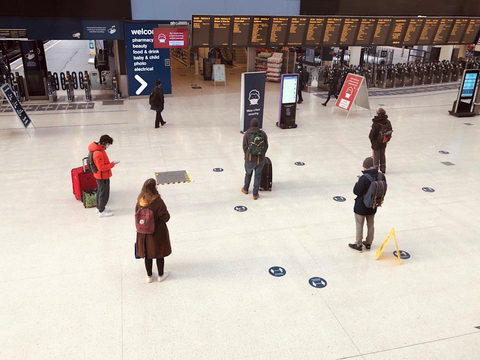 Waiting game: the taxpayer is subsidising empty trains to the tune of £30m per day, including from London Waterloo – once the busiest station in Europe (Simon Calder)