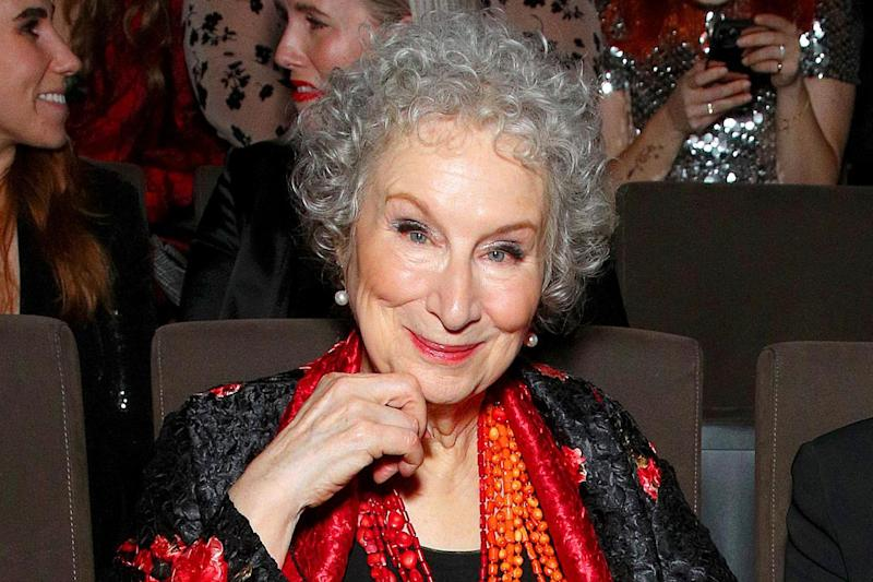 Author Margaret Atwood has signed the letter (Getty Images for Glamour)