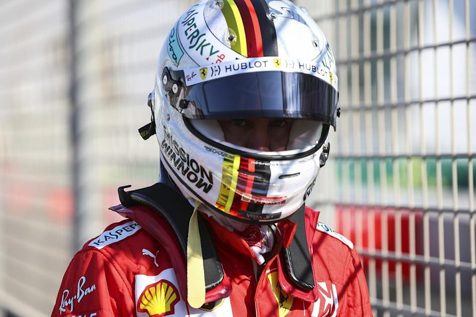 Why Vettel was so hard on himself over his 2019