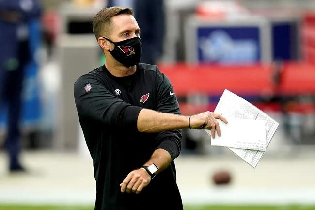 Kingsbury, Rhule renew friendly rivalry at the NFL level