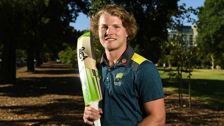 Will Pucovski is among five uncapped players in the Australia Test side for the Border-Gavaskar Trophy.