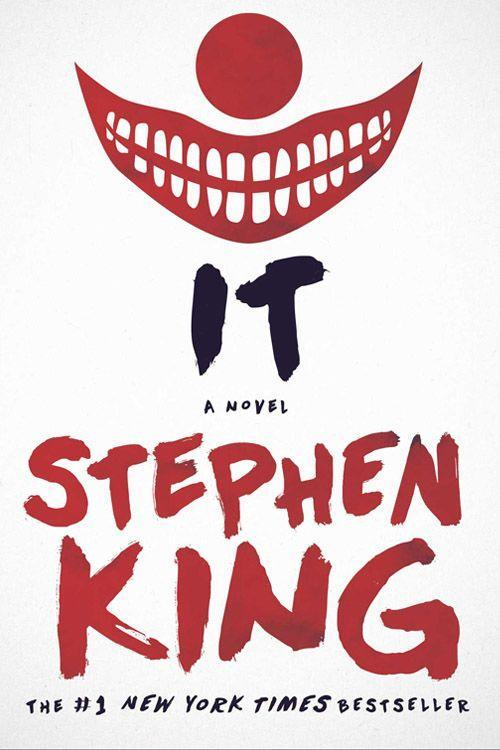 """<p><strong><em>IT</em> by Stephen King</strong></p><p><span class=""""redactor-invisible-space"""">$8.56 <a class=""""link rapid-noclick-resp"""" href=""""https://www.amazon.com/Novel-Stephen-King/dp/1501175467/ref=tmm_pap_swatch_0?tag=syn-yahoo-20&ascsubtag=%5Bartid%7C10063.g.34149860%5Bsrc%7Cyahoo-us"""" rel=""""nofollow noopener"""" target=""""_blank"""" data-ylk=""""slk:BUY NOW"""">BUY NOW</a> </span></p><p>The terrifying title character, aka Pennywise, has been giving readers nightmares since the book's release in 1986. The novel is roughly a whopping 1,489 pages, but it'll have you entranced by the first chapter. Set in the fictional town of Derry, Maine, <em>IT</em> follows seven adults as they confront the nameless evil that's been haunting them since they were teenagers. </p>"""
