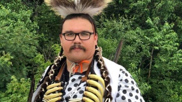 Sipi Flamand, vice-chief of the Manawan Band Council, said turning to the United Nations might not have been necessary if the provincial government had adopted Joyce's Principle.  (Submitted by Sipi Flamand - image credit)