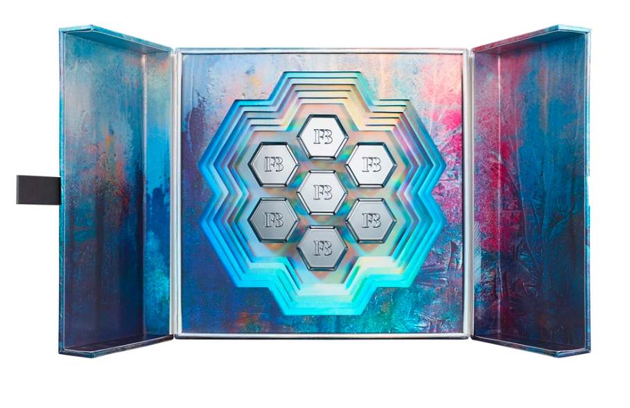 Fenty Beauty Avalanche All-Over Metallic Powder Set (Limited Edition) - $69 down from $139.00