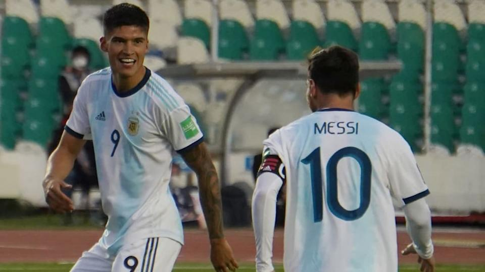Bolivia v Argentina - South American Qualifiers for Qatar 2022 | Javier Mamani/Getty Images