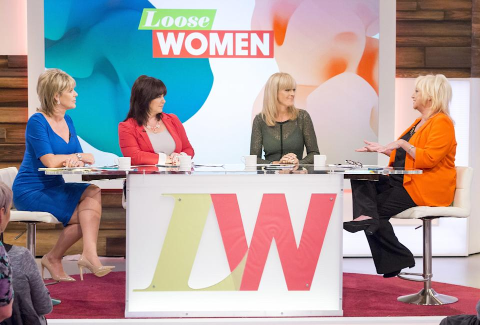 """In her very first appearance on the Loose Women panel, Judy caused outcry with her comments defending convicted rapist Ched Evans and his potential return to football, insisting he'd """"served his time"""".<br /><br />She added: """"The rape was not violent, he didn't cause any bodily harm to the person.""""<br /><br />The backlash didn't exactly set Judy's time on Loose Women off to a flying start, and she made only a handful of appearances afterwards..."""