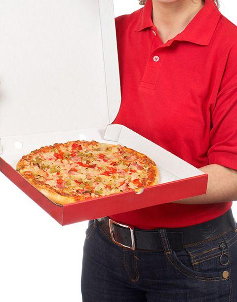One Twitter-happy teen was fired from her pizza job before she's begun. Photo: Thinkstock.