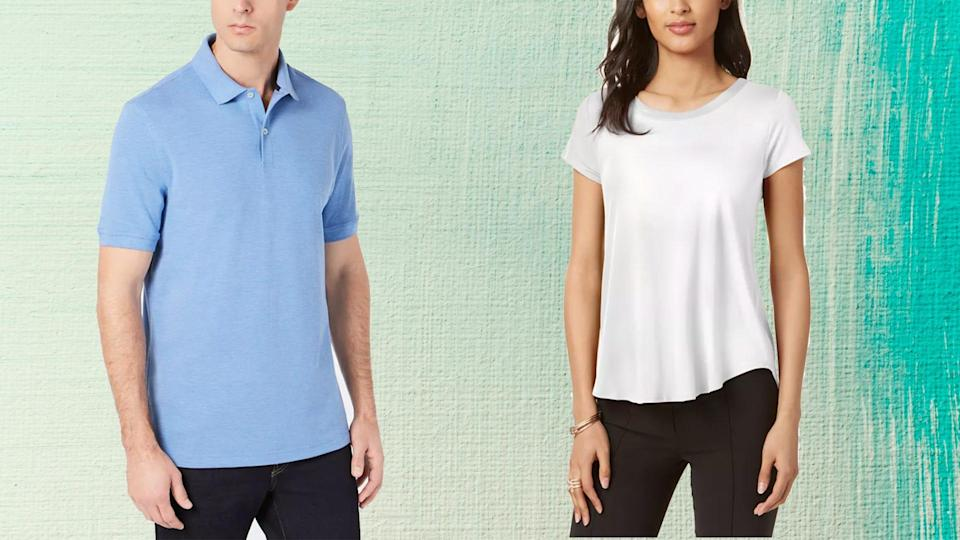 Here are the best apparel deals to keep you looking sharp.