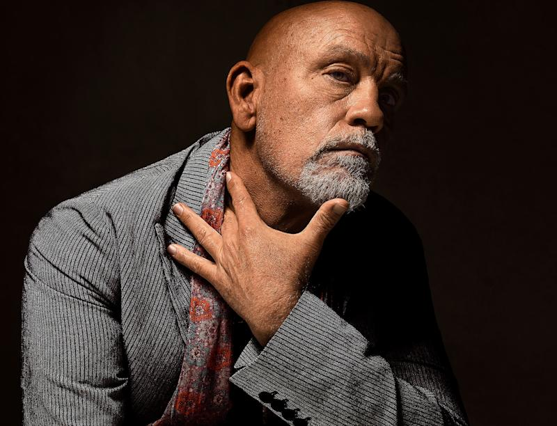 John Malkovich Is Designing Clothes Now
