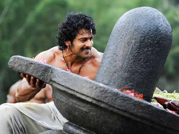 A still from 'Baahubali' featuring Prabhas (Image source: Instagram)