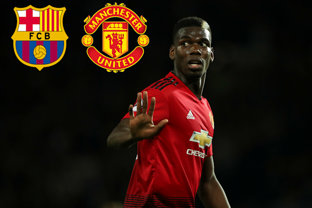 Gossip: Could Manchester United star Pogba finally be tempted to leave Old Trafford after Mourinho's peculiar press conference?