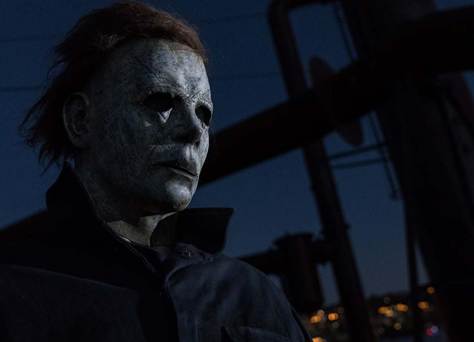 How did Michael Myers survive Halloween?