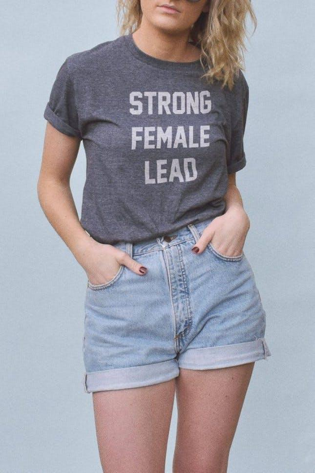 """Strong Female Lead"" T-Shirt"