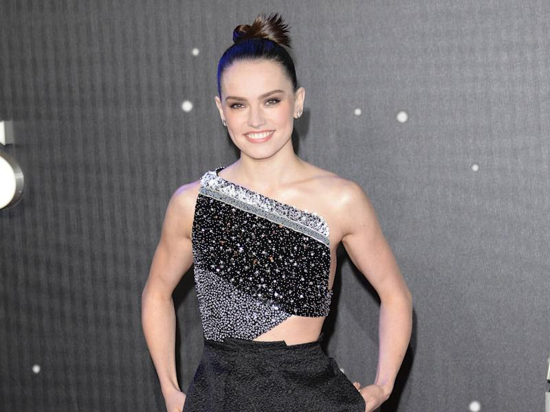 Daisy Ridley struggled to keep Star Wars casting secret as pals questioned spending habits