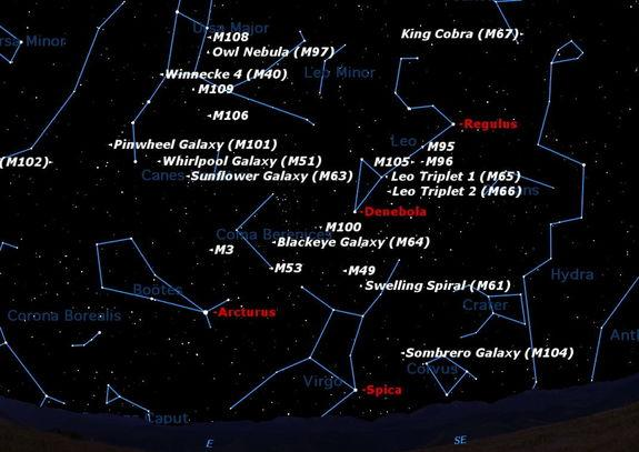 Cosmic Easter Eggs: Start Your Spring Galaxy Hunt This Weekend