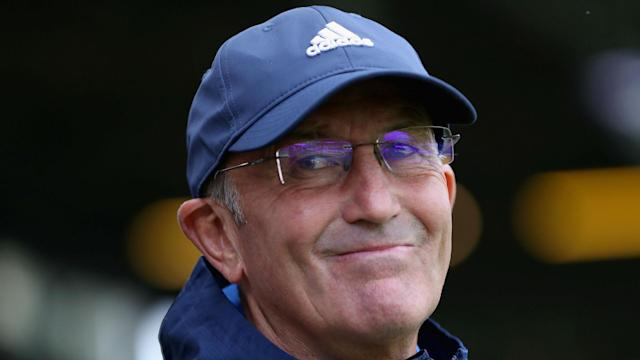 A stunning goal from Rajiv van La Parra secured a 1-0 win for Huddersfield and piled the pressure onto West Brom boss Tony Pulis.