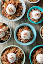 """<p>This classic comfort dish is also a staple in Ireland. Don't forget to serve it with some ice cream on top!</p><p><a href=""""https://www.delish.com/cooking/recipe-ideas/a21581233/easy-apple-crumble-recipe/"""" rel=""""nofollow noopener"""" target=""""_blank"""" data-ylk=""""slk:Get the recipe from Delish »"""" class=""""link rapid-noclick-resp""""><em>Get the recipe from Delish »</em> </a></p><p><strong>RELATED: </strong><a href=""""https://www.goodhousekeeping.com/food-recipes/dessert/g768/apple-dessert-recipes/"""" rel=""""nofollow noopener"""" target=""""_blank"""" data-ylk=""""slk:40 Apple Desserts That Are Delicious to the Core"""" class=""""link rapid-noclick-resp"""">40 Apple Desserts That Are Delicious to the Core</a></p>"""