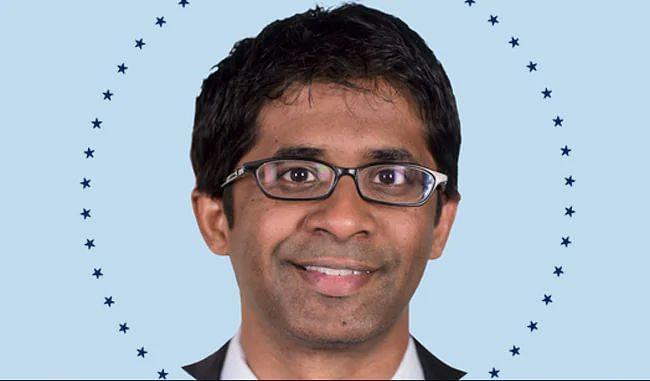 Vinay Reddy, Joe Biden's chief speechwriter
