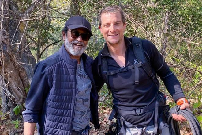Rajinikanth Man Vs Wild, Discovery Man Vs Wild, Bear Grylls, Rajinikanth, Rajinikanth on Man Vs Wild, Man Vs Wild with PM Narendra Modi, Bandipur forest facts, Bandipur national park, Bandipur Tiger Reserve