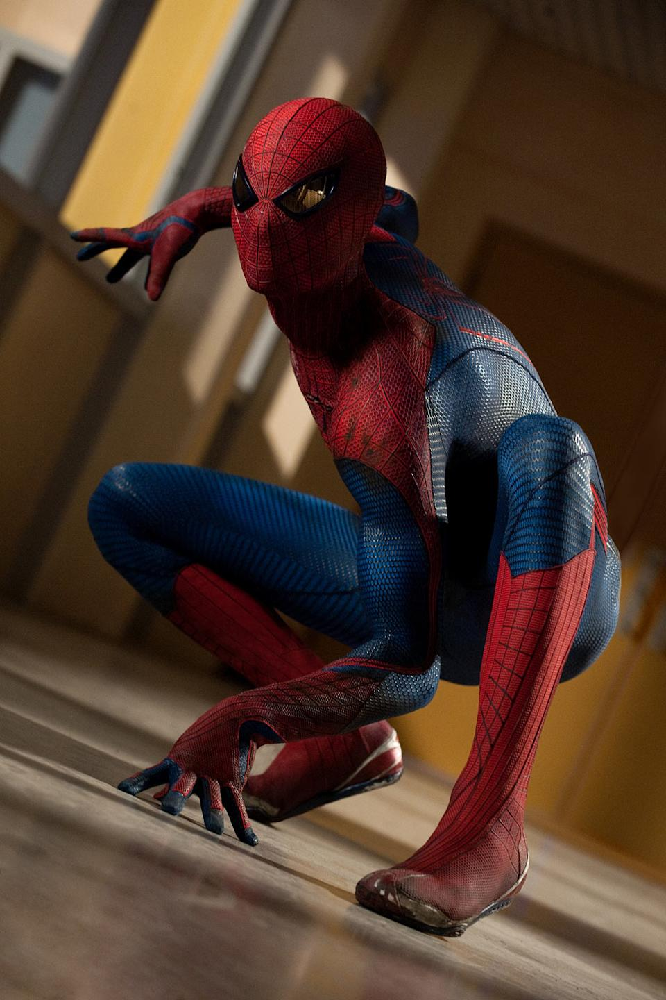 """Columbia Pictures' """"The Amazing Spider-Man"""" - 2012"""
