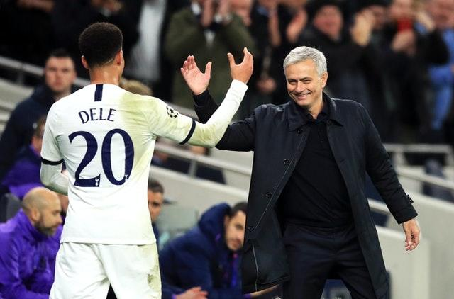 Jose Mourinho has challenged Dele Alli to prove his worth after being left out of recent matches