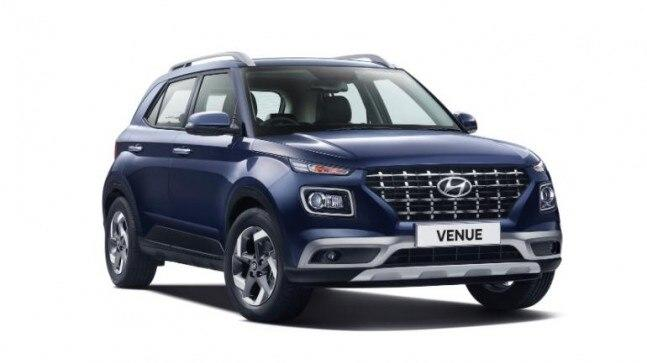 New Hyundai Venue gets several segment-first features like wireless phone charger, air purifier, wheel air curtains, Arkamys sound and eco-coating; and numerous best-in-segment features like 7-speed DCT, projector fog lamps, 20.32-cm touchscreen, chrome outside door handles and 3 years/unlimited kms warranty.