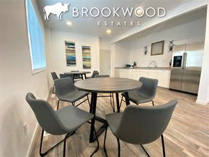 Havenpark Communities has invested over $1.3 million in community updates at Brookwood Estates. Among these updates include a new community clubhouse.