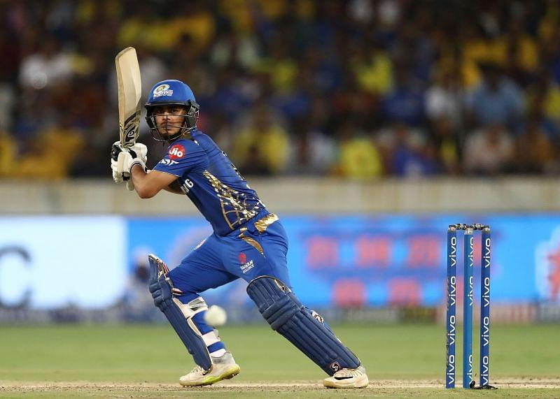 Ishan Kishan missed out on a well-deserved century against Royal Challengers Bangalore in IPL 2020