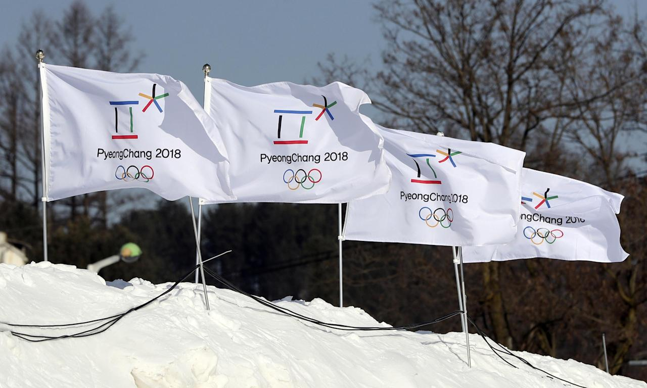 Russia's athletes are set to compete at the Winter Olympics in Pyeongchang, despite the shamed nation's doping violations.