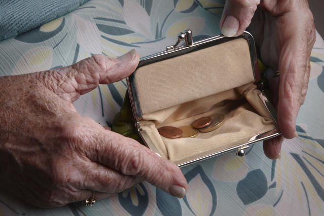 Pension planning to avoid poverty in retirement. Photo: Getty