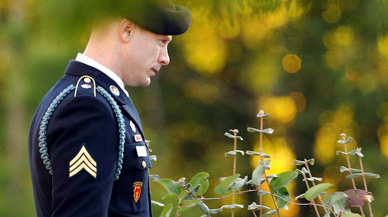 Trump Calls Bergdahl Sentence A Disgrace To Country And Military