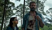 <p><strong><em>Logan</em> </strong></p><p>Not all of this movie takes place in North Dakota, but then again, not many movies take place entirely in North Dakota (see: <em>Fargo</em>), but this captivating take on the aging Wolverine is unlike any other superhero movie you've ever seen. </p>