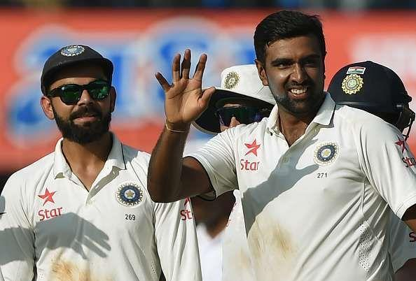Ravichandran Ashwin has enjoyed playing against South Africa at home.