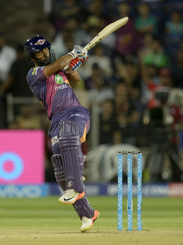 <p>He has scored 178 runs in 5 matches at an average of 35.60. The 26-year-old has been a consistent performer in the last four matches with scores of 33, 31, 59 and 45. Text: The Quint </p>